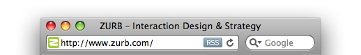 Mac OS X Leopard text effect in a Safari 4 window