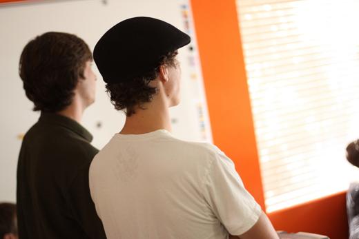 Josh and boris