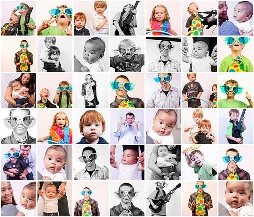 Flickr kids